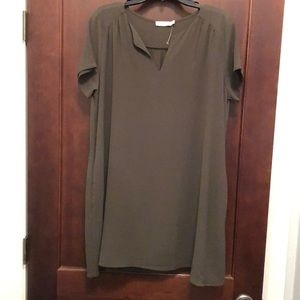 Khaki (olive ) green Dress